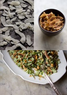 Cucumber Peanut Salad Recipe - 101 Cookbooks Vegetarian Salad Recipes, Vegetable Recipes, Vegan Recipes, Vegan Dishes, Soup And Salad, Whole Food Recipes, Healthy Eating, Favorite Recipes, Treats