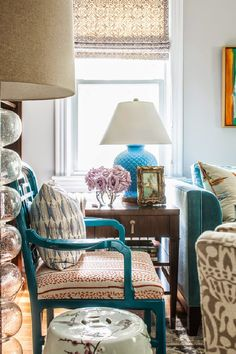 House of Turquoise: Susan Nelson Interiors