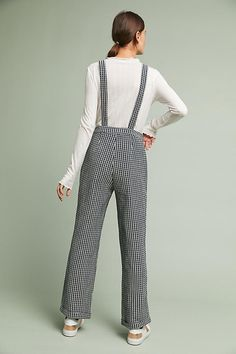 Slide View: 4: Spotted Jumpsuit