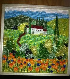 1000 images about mosaic box on pinterest mosaics for Mosaic landscape design