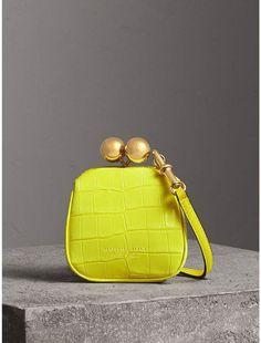 Burberry Mini Alligator Frame Bag Burberry Burberry Mini Alligator Frame Bag $7,750 #Women #Clothing #Bags #Backpacks #Clutches #Evening #Hobos #Satchels #Shoulder #Duffels & Totes #Wallets
