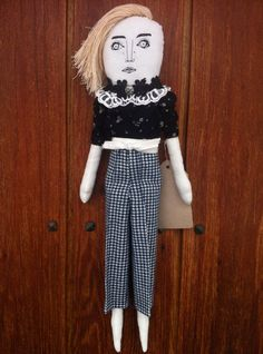Miss Pepito by tobleroo on Etsy
