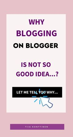 I will tell you 6 reasons why are Blogger- and WordPress.com blogs banned on Facebook, how you can check if your blog is really banned, and also three different options on how you probably get Facebook to accept your blog again. Visit by blog to read the whole story: www.tiiakonttinen.co #blogger #blogging #bluehost #blogplatform Make Money Writing, Make Money Blogging, How To Make Money, Marketing Budget, Email Marketing, Facebook Business Account, Blogger Blogs, Media Influence, Email Service Provider