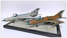 MiG-21R & MiG-21 MFN Eduard 1:48
