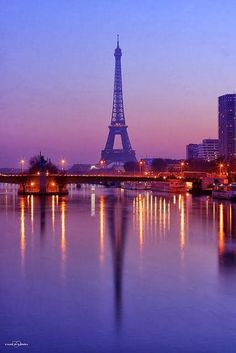 Amazing Paris Effiel Tower