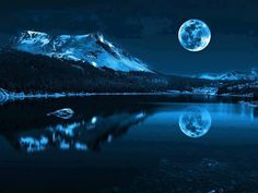The Blue Moon of 2015 is upon us! A Blue Moon is a second Full Moon in any given month, or a fourth Full seasonal Moon. This second Full Moon of July will not only have various paranormal repercussi Pretty Pictures, Cool Photos, Amazing Pictures, Ocean Pictures, Night Pictures, Fake Pictures, School Pictures, Nature Pictures, Funny Photos