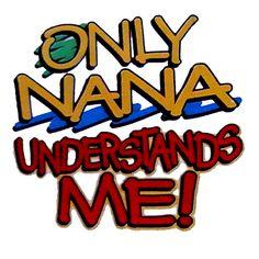 I ♥ this!...nana