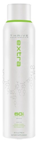 Age, stress, and extreme physical activity take a toll on your body. Thrive Adaptogenics Extra delivers a potent blend of noni, blueberry, and olive iridoids.