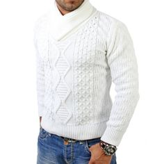 Tazzio - knitted jumper with cowl-neck jumper 3500 - Size L Tazzio http://www.amazon.co.uk/dp/B009H1D096/ref=cm_sw_r_pi_dp_2ad2ub0QFTJWM