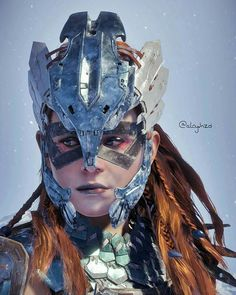 Dark Knightess action in snowy day ❄ Female Character Inspiration, Female Character Design, Horizon Zero Dawn Aloy, Dystopia Rising, My Little Pony Comic, Sci Fi Armor, Game Concept Art, Sci Fi Characters, Anime Figures