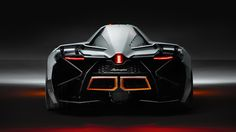 In Defense Of The Batshit Insane Lamborghini Egoista