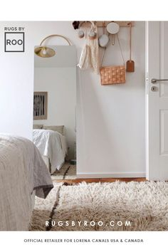 Woolables by Lorena Canals is the first ever machine washable wool rug collection ever released.  Don't settle for synthetic fibres.  100% Wool Machine Washable Rugs. #woolablesbylorenacanals #lorenacanalsrugs #shopnatural Washable Area Rugs, Machine Washable Rugs, Modern Bedroom, Bedroom Decor, Bedroom Ideas, Lorena Canals Rugs, Vogue Living, Small Apartment Decorating, Getting Out Of Bed