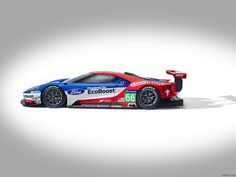 Ford has revealed that it will return to Le Mans in 2016 with its new GT. Set to compete in the GTE Pro class, it will start the famous race 50 years after Ford's momentous overall victory in Gt Cars, Race Cars, Ford Gt 2017, Mercury Cars, Ford Shelby, Ford Gt40, Sports Car Racing, Henry Ford, Cars