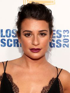 Red Carpet Beauty Wrap-Up: May 2013 - Lea Michele http://primped.ninemsn.com.au/galleries/celebrity-beauty-galleries/red-carpet-beauty-wrap-up-may-2013
