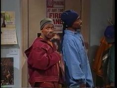 "Tupac guest appearance on the show,""A Different World"". With friend and co star,Jada Pinkett."