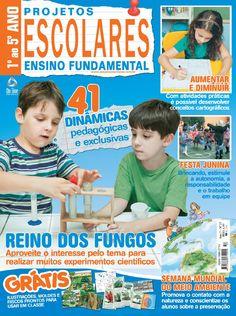 Revista Projetos Escolares Fundamental - Ed.57