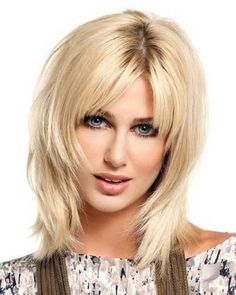 Medium Hairstyles With Layers 2016 Trends
