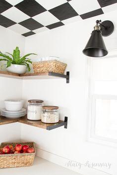 Farmhouse Decor ideas for the kitchen! Sponsored by BHG at Walmart