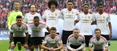 Gallery: Manchester United players celebrate with the FA Cup Manchester United Line Up, Manchester United Players, Man Utd News, Fa Cup Final, Best Club, Wembley Stadium, Crystal Palace, Man United, Finals