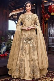 Heavy Work Net Fabric Cream Designer Suits For Women #Fabja #gowns #fashion #weddinggown #partyweargown #gown #gowndesigner #gownstyle #salwarsuitonline #designersuits #anarkalisuitsonline #longanarkali #longanarkali #anarkalisuit #salwarsuit #designersalwarsuit #anarkalisalwarsuit #anarkalidress #receptiondress #salwarkameez #suit #sale #love