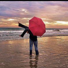RED umbrella strikes again. <3
