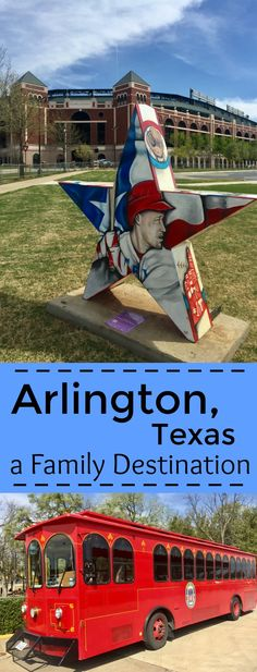 Arlington Texas - a Family Destination in the heart of Dallas and Fort Worth! - find out why! #ad #ArlingtonTX #FamilyTravel