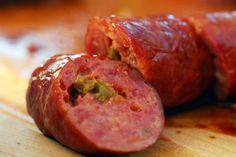 DIY Bear Sausage - Wild Game Recipes. Pro Hunter's Journal | LEM Products | Killer Recipes for Sportsmen and Food Lovers