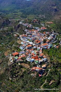 San Bartolomé de Tirajana. Isla de Gran Canaria