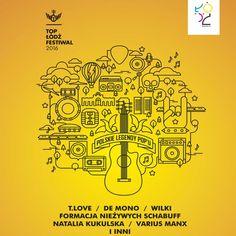 Gwiazdy polskiej muzyki lat 90. wystąpią podczas drugiej edycji Top Łódź Festiwal 2016, która odbędzie się 20 sierpnia na stadionie...