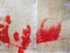 "Juha Korhonen sanoo Instagramissa: ""Päät 1 2 by #junkohanhero #juhakorhonen 18/5 2020  #sketches #coffee #drawdrawdraw #artscene #artwatchers #artpost #artdealer #artnet…"""