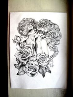Sugar Twins by Aprilalayne.com