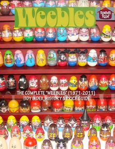 Weebles wabble but they don't fall down.