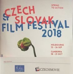 Lovers of Czech and Slovak film in Australia - We have got a Festival Tip for You! E Major, Animation Film, Live Action, Film Festival, Australia, Movie, Tips, Advice, Movies