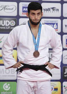 81- Roman Moustopoulos (GRE) - Grand Prix Budapest (2015, HUN) - © Hans van Essen, JudoInside.com