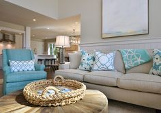 House of Turquoise: Harper Construction