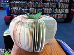 Recycled Reads from the Austin Public Library - fantastic blog!