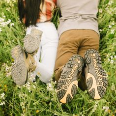 His and hers hikers? We can't imagine a cuter date idea.