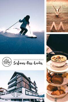 Serfauss-Fiss-Ladis Ibiza, Hotel In Den Bergen, Tolle Hotels, Poster, La Gomera, Europe, Ski Holidays, Winter Vacations, Tenerife