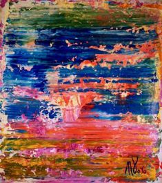 "Saatchi Art Artist Nestor Toro; Painting, ""It's time for a Vacay!"" #art"