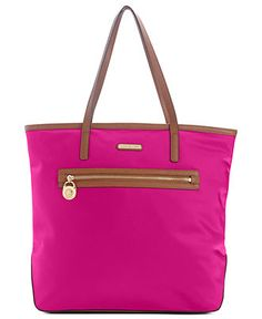 MICHAEL by Michael Kors Handbag, Kempton Nylon Large Tote - Tote Bags - Handbags & Accessories - Macy's
