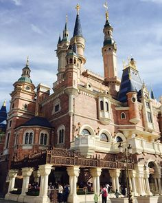 Shanghai Disney Resort:)