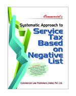 Systematic Appraoch to Service Tax Based on Negative List
