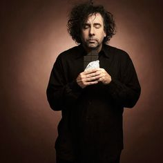 Even Tim Burton loves chocolate