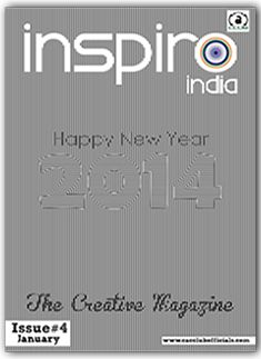 Issue#4 1 January 2014 Link: http://www.inspiroindia.com/