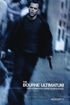 All three #Bourne flix deliver as spy thrillers and dare to be self-critical revisions ( #Matt_Damon as hero/anti-hero forced to assess his own carnage, take responsibility)