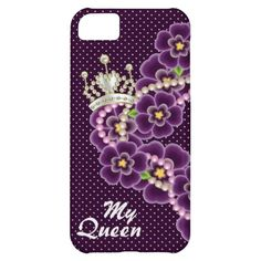 My Queen  iPhone5 Vibe Case Case For iPhone 5C