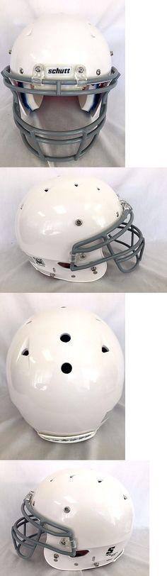 Helmets and Hats 21222: Schutt 798003 Youth Recruit Hybrid Football Helmet Size S - Dk3_40 -> BUY IT NOW ONLY: $47.49 on eBay!