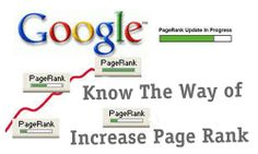 How to Improve Page Rank of your Website | Webs Teach