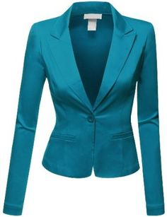Doublju Women Simple Tailored Boyfriend Cropped Blazer Suit Jacket $25.99 - $40.99 on amazon.com NOTE: two different styles in a total of 15 colours.