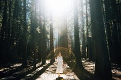 Photo by Julie Pepin. Makeup and Hair by Shana Astrachan of Fox & Doll. http://www.juliepepin.com/blog/dk-a-yosemite-wedding-pt-1/